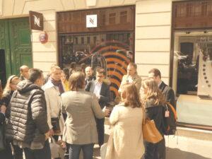 Store tour Paris