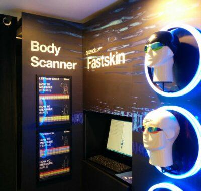 Scanner votre corps