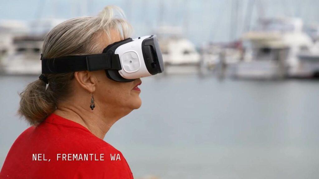 VR shopper
