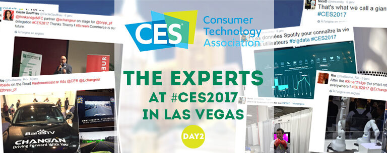 CES2017 - Day 2