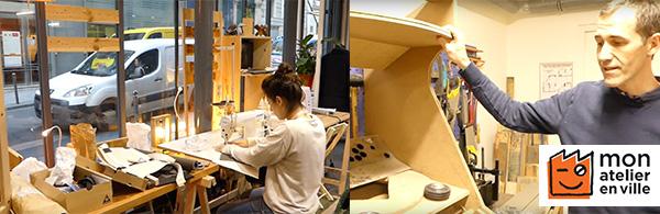 mon atelier en ville un concept de service