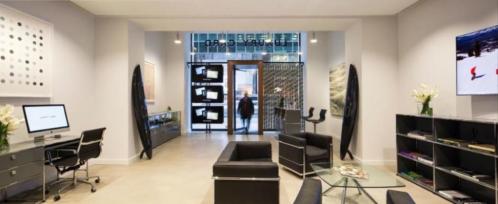 lounge NYC