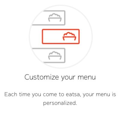 customise your lunch