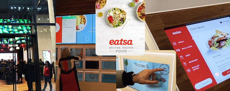 EATSA Healthy Fast Food