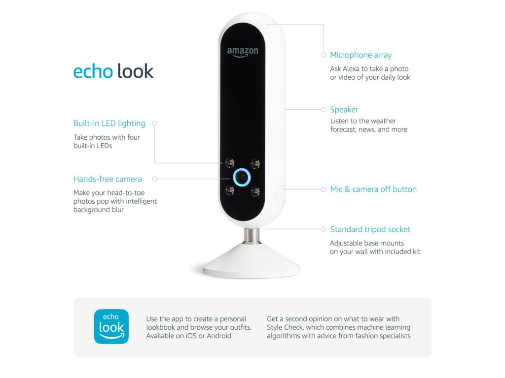 Echolook - Detailed view