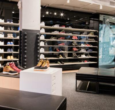 Nike Store Soho