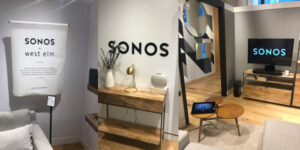 Sonos in NYC for furniture shops