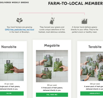 Buy Local the Agritechture
