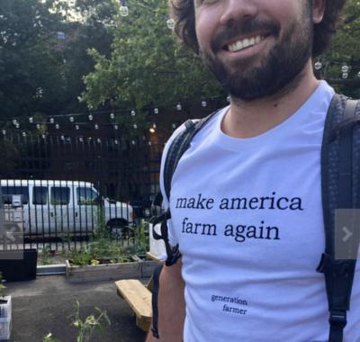 Make America Farm again