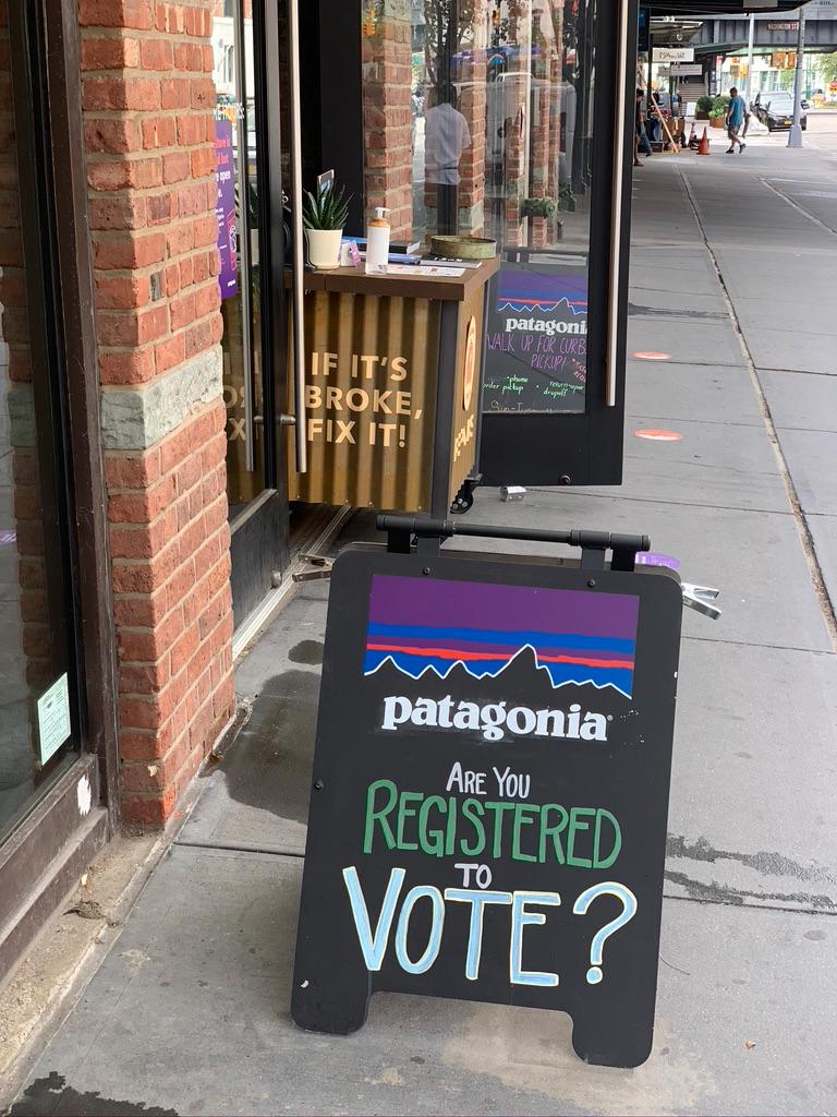 S'inscrire pour voter