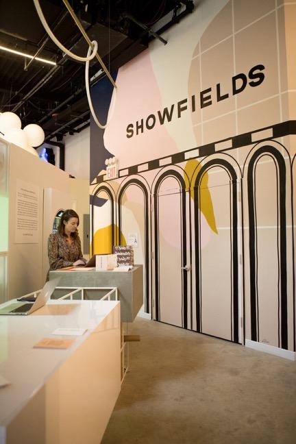 Showfields Inside Pop up