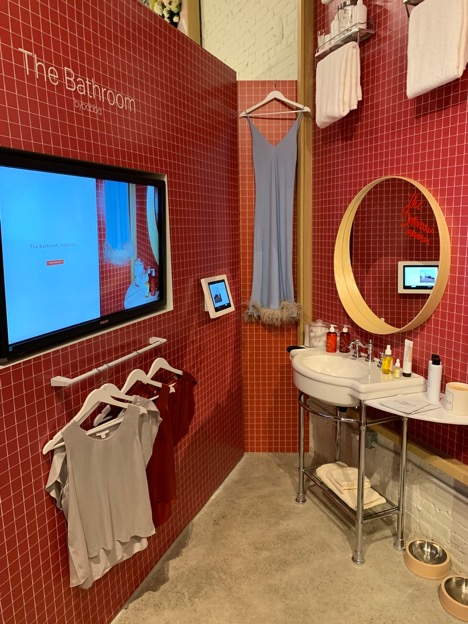 Showfields the Bathroom