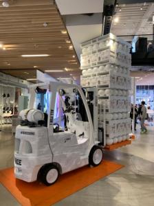 Nike robot