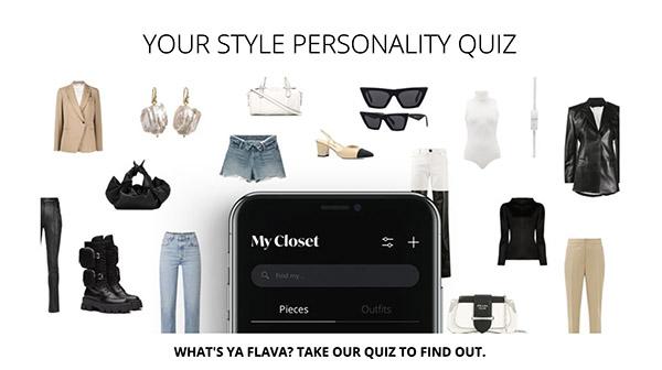 personal quiz