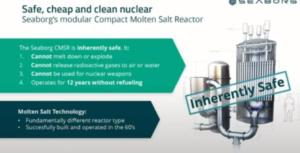 Nuclear Salt Energy