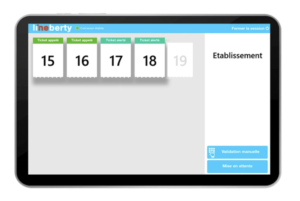 interface vendeur lineberty