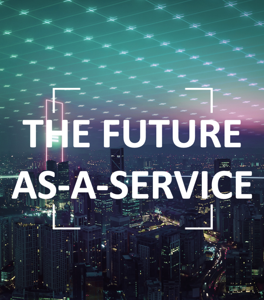 The Future as a service