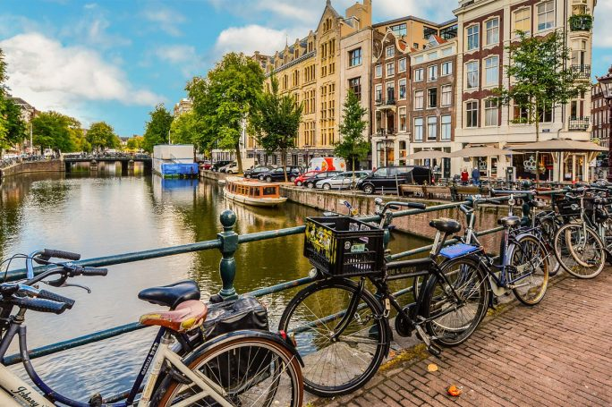 Amsterdam Store Tour