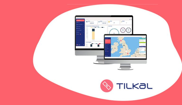 Visuel à la une pour la startup Tilkal